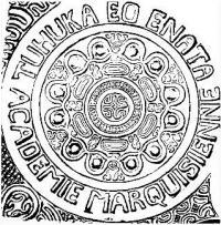 Logo de l'Académie des langus marquisiennes